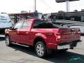 Ford F150 XLT SuperCrew 4x4 Ruby Red photo #3