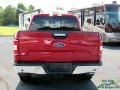 Ford F150 XLT SuperCrew 4x4 Ruby Red photo #4