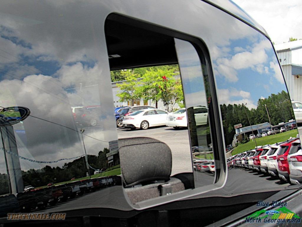 2020 F150 XLT SuperCrew 4x4 - Magnetic / Black photo #21