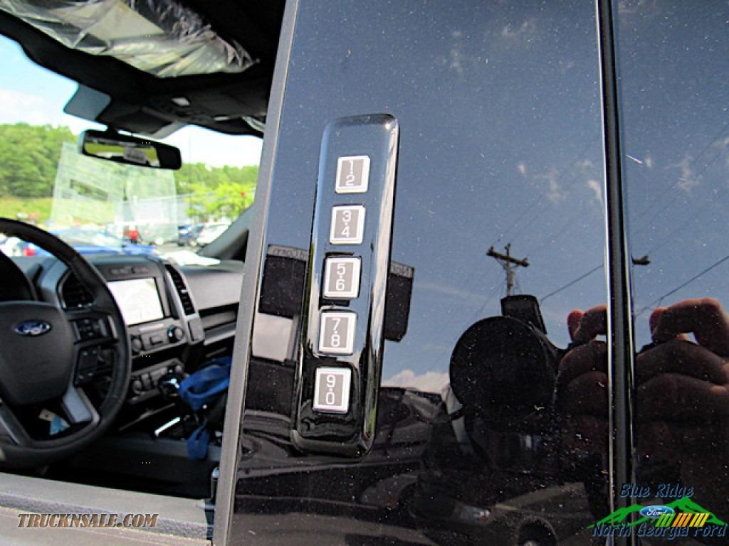 2020 F150 XLT SuperCrew 4x4 - Magnetic / Black photo #23
