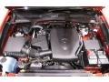 Toyota Tacoma SR5 Double Cab 4x4 Inferno Orange photo #16
