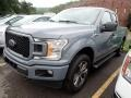 Ford F150 STX SuperCab 4x4 Abyss Gray photo #1
