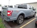 Ford F150 STX SuperCab 4x4 Abyss Gray photo #3
