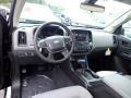 Chevrolet Colorado WT Extended Cab 4x4 Black photo #14