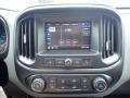 Chevrolet Colorado WT Extended Cab 4x4 Black photo #17