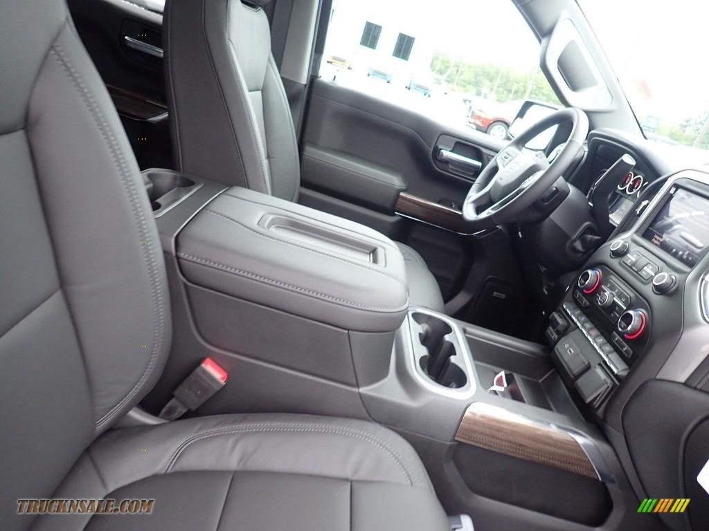 2020 Silverado 1500 LT Trail Boss Crew Cab 4x4 - Black / Jet Black photo #10