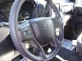 Chevrolet Silverado 1500 Custom Trail Boss Crew Cab 4x4 Black photo #15