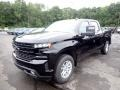 Chevrolet Silverado 1500 RST Crew Cab 4x4 Black photo #1