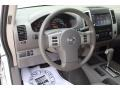 Nissan Frontier S King Cab Glacier White photo #21
