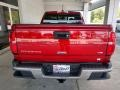 Chevrolet Colorado WT Extended Cab Cherry Red Tintcoat photo #5