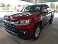 Chevrolet Colorado WT Extended Cab Cherry Red Tintcoat photo #8
