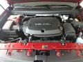Chevrolet Colorado WT Extended Cab Cherry Red Tintcoat photo #10