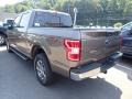Ford F150 XLT SuperCrew 4x4 Stone Gray photo #5