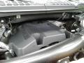Ford F150 XLT SuperCrew 4x4 Shadow Black photo #11
