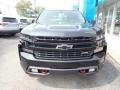 Chevrolet Silverado 1500 LT Trail Boss Crew Cab 4x4 Black photo #7