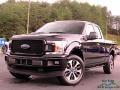 Ford F150 STX SuperCab 4x4 Agate Black photo #1