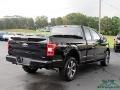 Ford F150 STX SuperCab 4x4 Agate Black photo #5