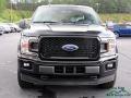 Ford F150 STX SuperCab 4x4 Agate Black photo #8