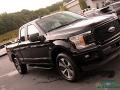 Ford F150 STX SuperCab 4x4 Agate Black photo #27