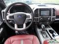 Ford F150 Platinum SuperCrew 4x4 Agate Black photo #14
