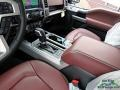 Ford F150 Platinum SuperCrew 4x4 Agate Black photo #26