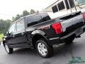 Ford F150 Platinum SuperCrew 4x4 Agate Black photo #31