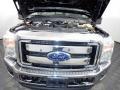 Ford F250 Super Duty XLT SuperCab 4x4 Tuxedo Black Metallic photo #5