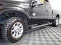 Ford F250 Super Duty XLT SuperCab 4x4 Tuxedo Black Metallic photo #8