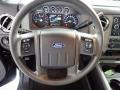 Ford F250 Super Duty XLT SuperCab 4x4 Tuxedo Black Metallic photo #25