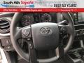 Toyota Tacoma SR5 Double Cab 4x4 Super White photo #9