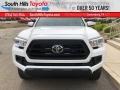 Toyota Tacoma SR5 Double Cab 4x4 Super White photo #26