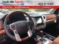 Toyota Tundra 1794 Edition CrewMax 4x4 Midnight Black Metallic photo #3