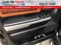 Toyota Tundra 1794 Edition CrewMax 4x4 Midnight Black Metallic photo #16