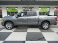Nissan Titan SV Crew Cab 4x4 Gun Metallic photo #1