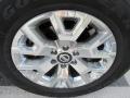 Nissan Titan SV Crew Cab 4x4 Gun Metallic photo #7