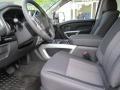 Nissan Titan SV Crew Cab 4x4 Gun Metallic photo #10