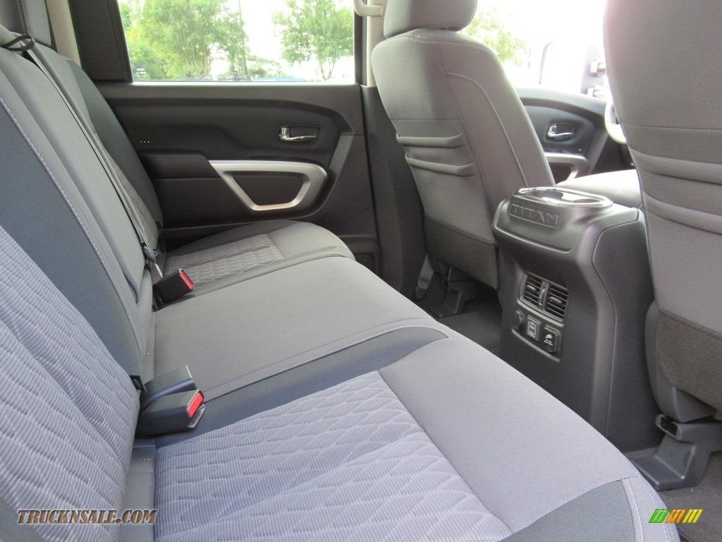 2020 Titan SV Crew Cab 4x4 - Gun Metallic / Black photo #13