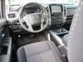 Nissan Titan SV Crew Cab 4x4 Gun Metallic photo #14
