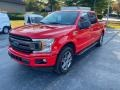 Ford F150 XLT SuperCrew 4x4 Race Red photo #2
