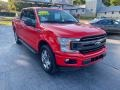 Ford F150 XLT SuperCrew 4x4 Race Red photo #4