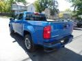 Chevrolet Colorado Z71 Crew Cab 4x4 Bright Blue Metallic photo #8
