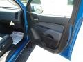 Chevrolet Colorado Z71 Crew Cab 4x4 Bright Blue Metallic photo #47