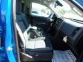 Chevrolet Colorado Z71 Crew Cab 4x4 Bright Blue Metallic photo #48