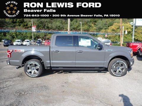 Lead Foot 2020 Ford F150 XLT SuperCrew 4x4