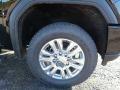 GMC Sierra 2500HD Denali Crew Cab 4WD Onyx Black photo #9