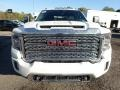 GMC Sierra 2500HD Denali Crew Cab 4WD Summit White photo #2