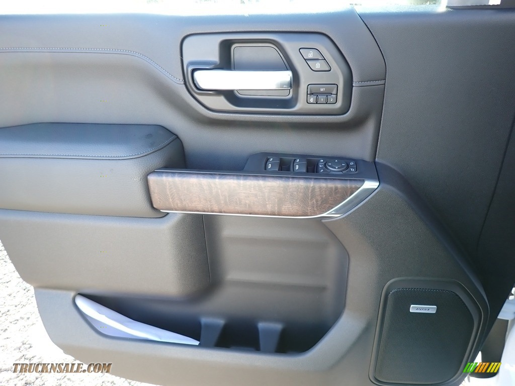 2020 Sierra 2500HD Denali Crew Cab 4WD - Summit White / Jet Black photo #15