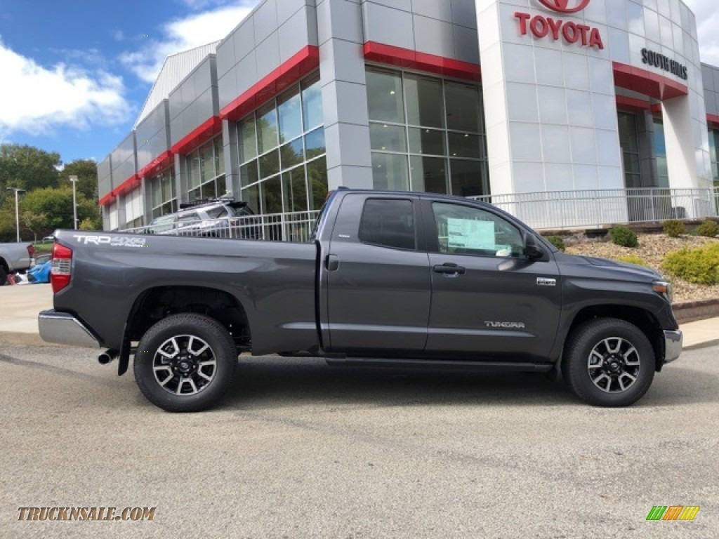 2021 Tundra TRD Off Road Double Cab 4x4 - Magnetic Gray Metallic / Graphite photo #31