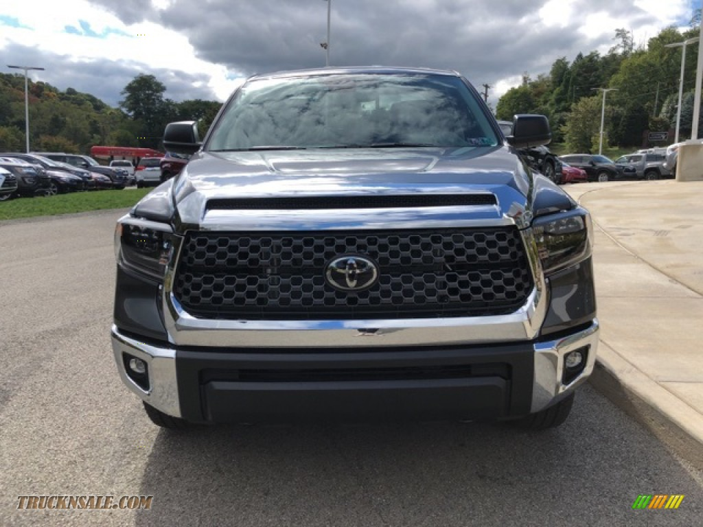 2021 Tundra TRD Off Road Double Cab 4x4 - Magnetic Gray Metallic / Graphite photo #34