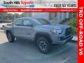 Toyota Tacoma TRD Off Road Double Cab 4x4 Lunar Rock photo #1